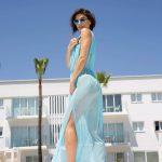 GRECIAN BEACH DRESS
